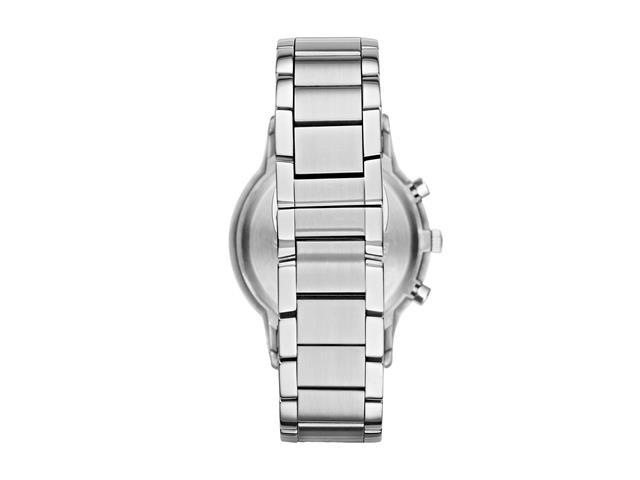 Relógio Emporio Armani Masculino AR2448/1AN Prata Analógico - 2
