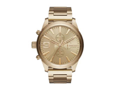 Relógio Diesel Masculino DZ4446/4DN Dourado Analógico - 0