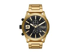 Relógio Diesel Masculino DZ4488/1DN Dourado Analógico - 0