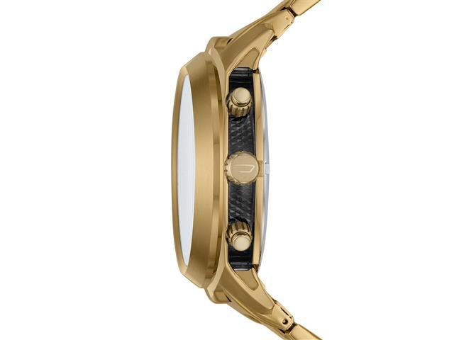 Relógio Diesel Masculino DZ4492/1DN Dourado Analógico - 1