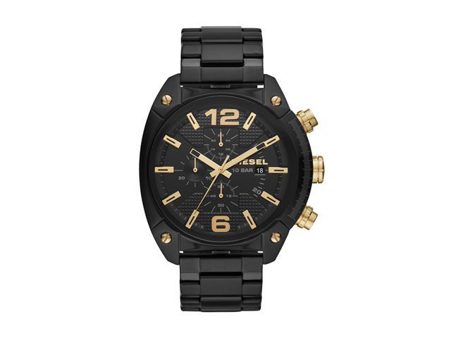 Relógio Diesel Masculino DZ4504/1PN Preto Analógico