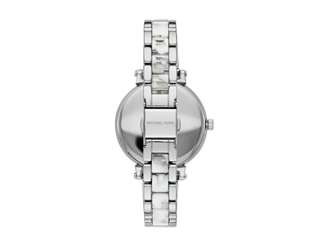 Relógio Michael Kors Feminino MK4345/1KN Prata Analógico - 2