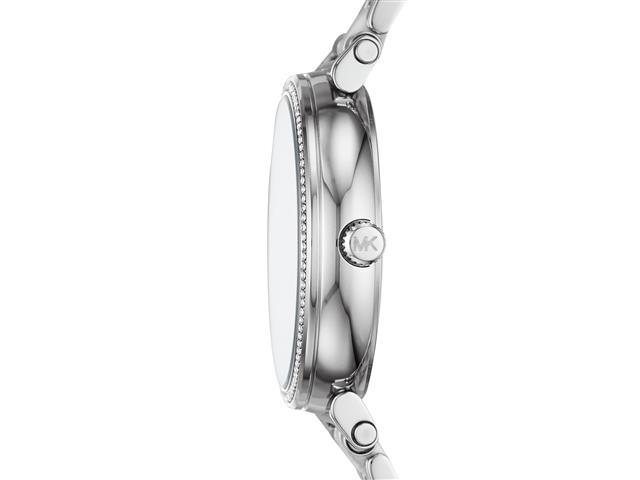 Relógio Michael Kors Feminino MK4345/1KN Prata Analógico - 1