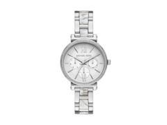 Relógio Michael Kors Feminino MK4345/1KN Prata Analógico