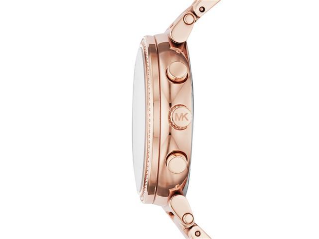 Relógio Michael Kors Feminino MK6576/1JN Rosé Analógico - 1