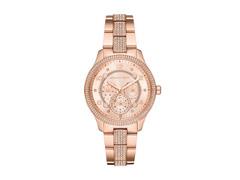 Relógio Michael Kors Feminino MK6614/1JN Rosé Analógico - 0