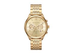 Relógio Michael Kors Feminino MK8638/1DN Dourado Analógico - 0