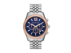 Relógio Michael Kors Feminino MK8689/1KN Prata Analógico - 0
