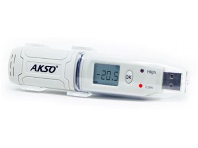 Datalogger de Temperatura Akso AK170 à Prova D'Água USB - 2