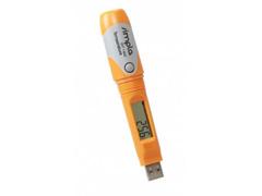 Datalogger de Temperatura Akso DT160 Simpla Laranja USB - 1