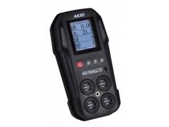 Detector de 4 Gases Akso Multigás PRO (CO/O2/H2S/CH4)