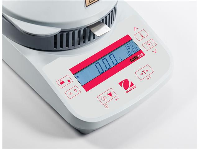 Analisador de Umidade Ohaus MB23 110G - 3