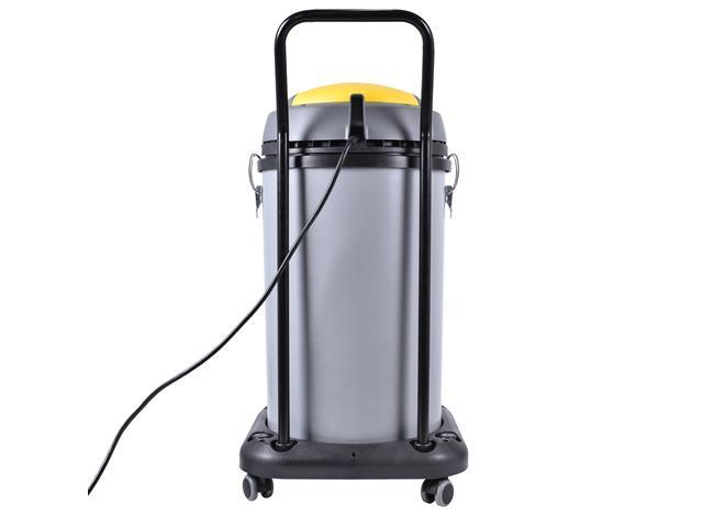 Aspirador de Pó 2 Motores Master 2.65 Carenagem Plástico 65 Litros - 4