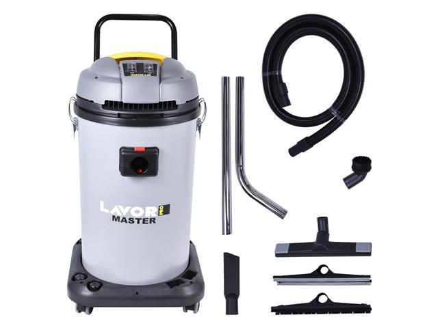 Aspirador de Pó 2 Motores Master 2.65 Carenagem Plástico 65 Litros - 1