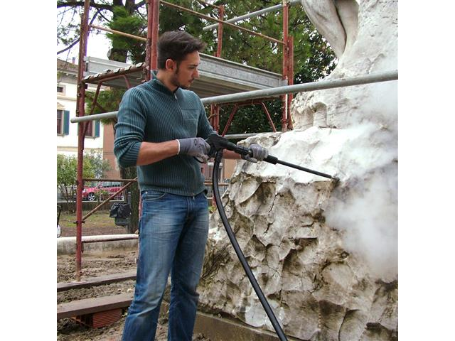 Lavadora Gerador de Vapor Lavorwash Kolumbo 2 Way à Combustão - 2