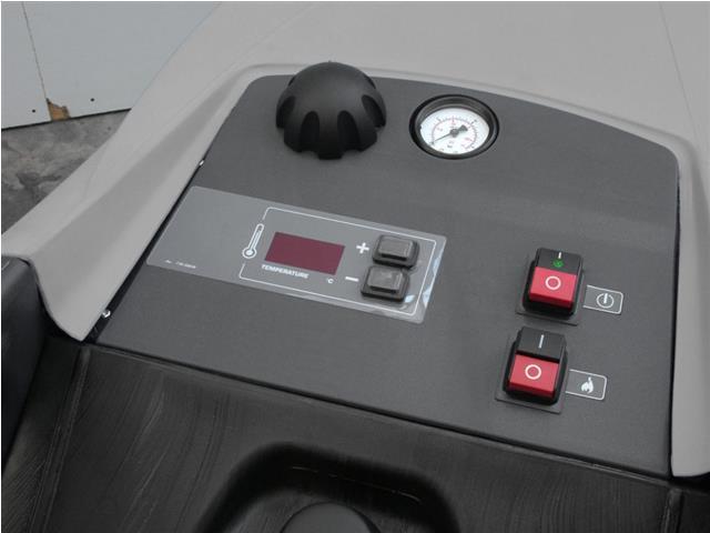 Lavadora Gerador de Vapor Lavorwash Kolumbo 2 Way à Combustão - 1