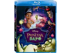 Blu Ray A princesa e o sapo