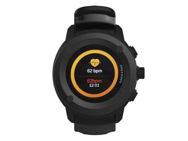Relógio Multilaser Multiwatch SW2 Plus Bluetooth Touch Preto - 1