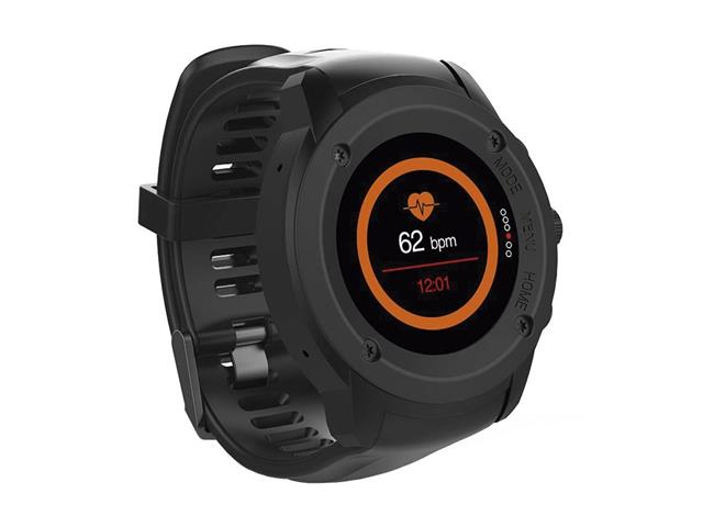 Relógio Multilaser Multiwatch SW2 Plus Bluetooth Touch Preto - 3