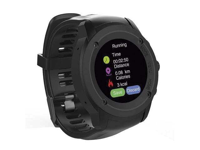 Relógio Multilaser Multiwatch SW2 Plus Bluetooth Touch Preto - 4