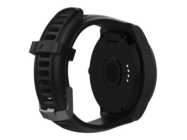 Relógio Multilaser Multiwatch SW2 Plus Bluetooth Touch Preto - 2