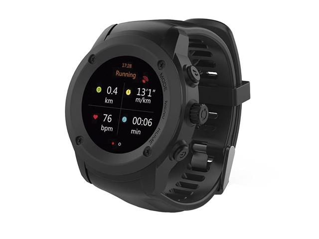Relógio Multilaser Multiwatch SW2 Plus Bluetooth Touch Preto - 6