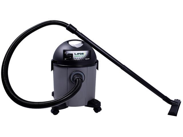 Aspirador de Pó Lavorwash Compact Eco Cinza 1250W 12 Litros 220V - 1