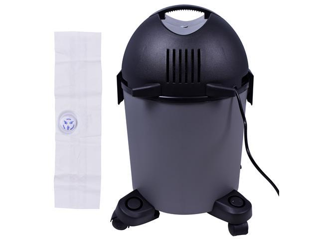 Aspirador de Pó Lavorwash Compact Eco Cinza 1250W 22 Litros 110V - 3