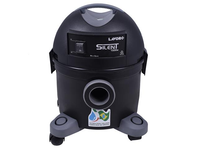 Aspirador de Pó Silent 1500W 12 Litros 110V - 2
