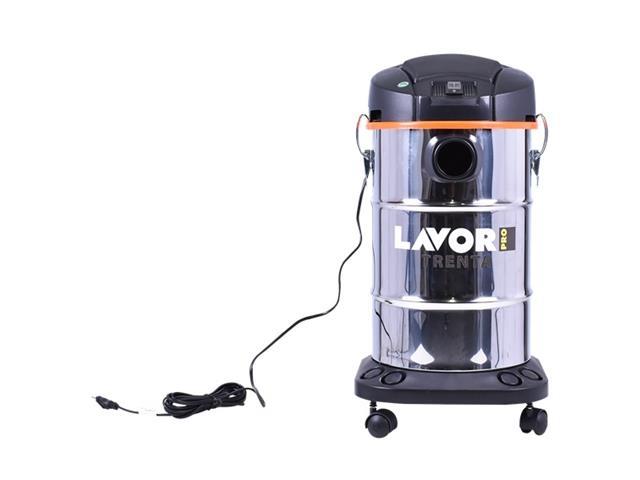 Aspirador de Pó Trenta Inox 1400W 30 Litros 110V - 2