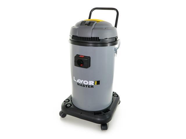 Aspirador de Pó Master 1.65 Carenagem Plático 1400W 65 Litros 220V