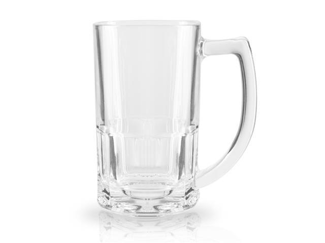 Jogo de Copos Welf para Cerveja em Vidro 6 Peças - 1