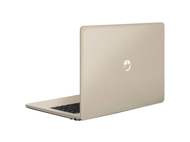 Notebook Positivo Stilo Colors QuadCore 2GB 32GB Tela 14 Win10 Dourado - 3
