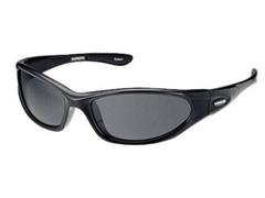 Óculos Polarizado para Pesca Shimano HG067J Preto com Lente Fumê - 0