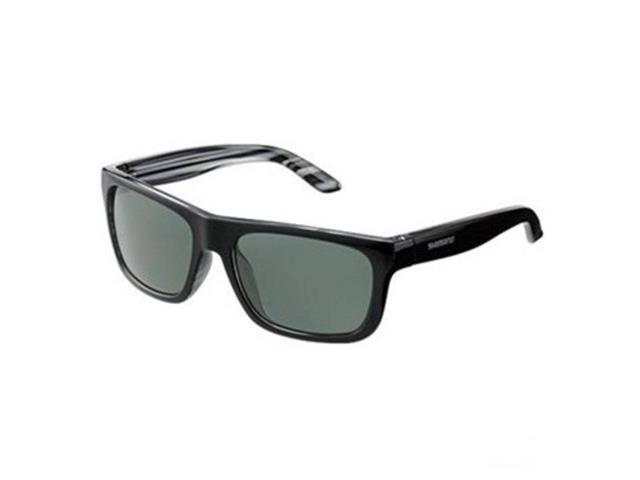 Óculos Polarizado para Pesca Shimano HG092P Preto com Lente cinza