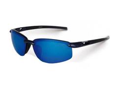 Óculos Polarizado para Pesca Shimano Tiagra Preto com Lente Azul - 0