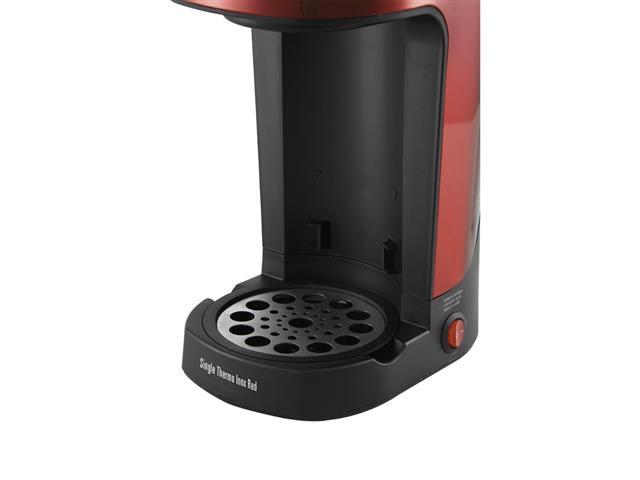 Cafeteira Elétrica Philco PCF21 Single Thermo Inox Red 110V - 2