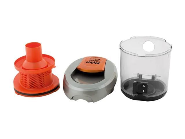 Aspirador de Pó Philco Maxxi Turbo Premium Prata 1500W 220V - 4