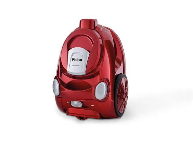 Aspirador de Pó Philco Maxxi Turbo Premium Vermelho 1500W 110V - 2