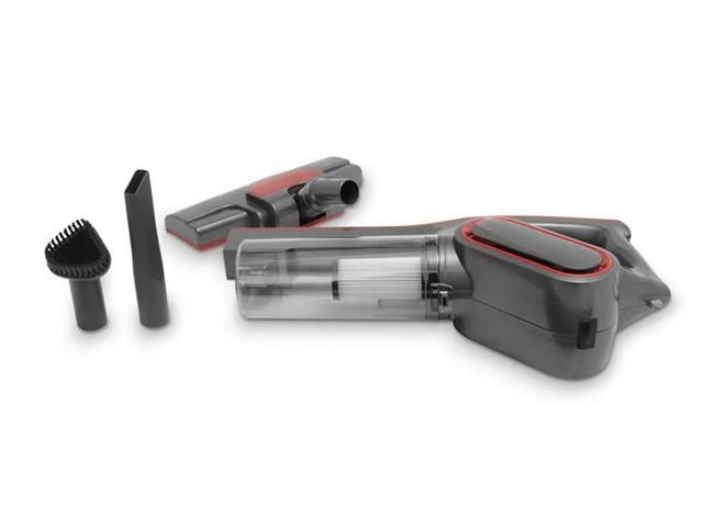Aspirador Vertical Cyclone Philco Premium Vermelho e Preto 600W 110V - 3