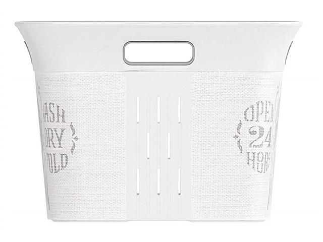 Cesto de Roupas Curver Chic Style 45 Litros Laundry Bag - 2