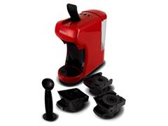 Cafeteira Elétrica Philco Multicapsula PCF19VP Vermelha - 4