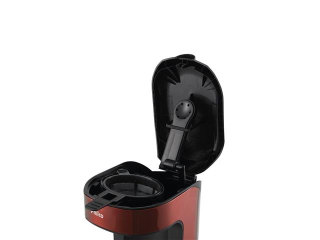 Cafeteira Elétrica Philco PCF21 Single Thermo Inox Red - 2
