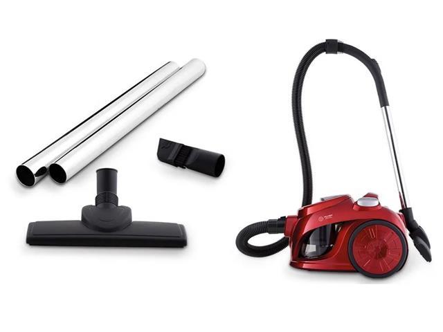 Aspirador de Pó Philco Maxxi Turbo Premium Vermelho 1500W - 1