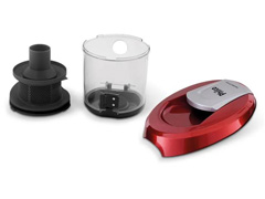 Aspirador de Pó Philco Maxxi Turbo Premium Vermelho 1500W - 4