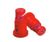 Combo  Bico Pulvorizador Jacto Leque MVI 04 Vermelho 10 unidades