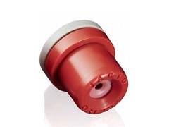 Combo  Bico Pulverizador Jacto Cone JCI 04 Vermelho 25 unidades