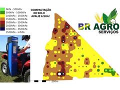 Medição de Compactação de Solo - BR AGRO