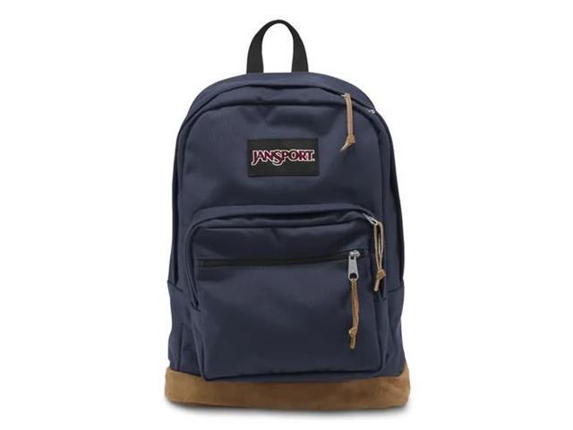Mochila Jansport Rigth Pack Azul - 1