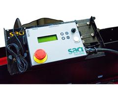 Amostrador de Solo Hidráulico Saci Trail Comando Automático 0-40CM - 1